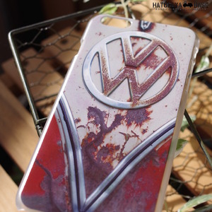 iPhone6Plus / iPhone6s Plusケース [I6PRVB01] RUSTY VW BUS