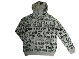 Imaginary Foundation / Zip Hoody[A]