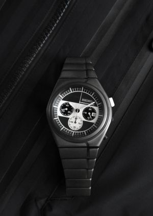 SEIKO × GIUGIARO DESIGN Limited Edition WHITE MOUNTAINEERING Exclusive - BLACK/WHITE