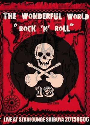 SALE【特典付】THE WONDERFUL WORLD/ROCK 'N' ROLL DVD