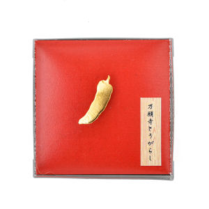 Kyoto Pin Brooch_#10_京野菜