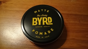 BYRD HAIRDO PRODUCTS MATTE POMADE 70g