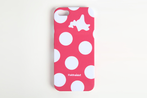 【BIG DOT】 iPhoneケース 5/5s  pink