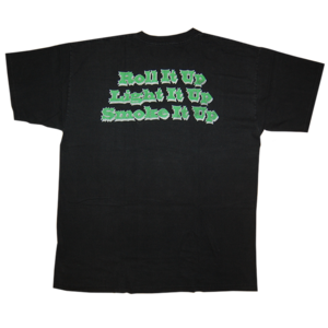 """Cypress Hill / Roll It Up〜"" Vintage Tee Used"
