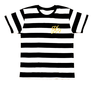 【CDC BOYZ Stripes T-shirt】