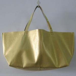 OTONA eco-bag Mサイズ plutinum-gold