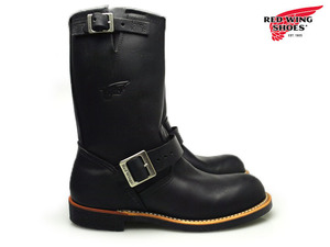 "レッドウィング REDWING 2990 11"" ENGINEER BOOT"