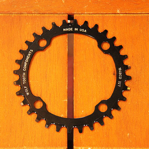 Wolf Tooth chainrings BCD104 32T