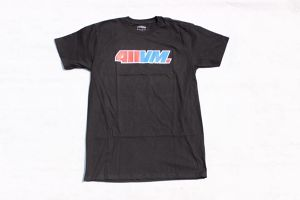 TRANSWORLD 411VM S/S TEE BLACK