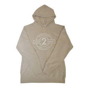 Pullover Hoodies  OATMEAL