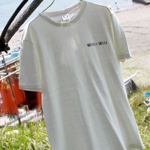 Will×Will Logo T-shirts【Natural】