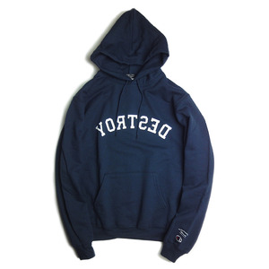 "UNRIVALED ""DR-HOODED"" NAVY"
