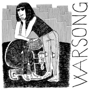 WARSONG discography CD (TCR-051)