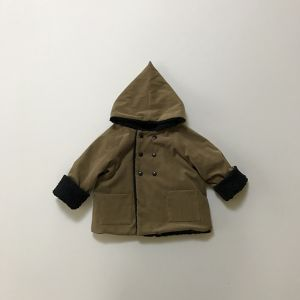 sale 10%off! kobito coat : khaki (110,120)