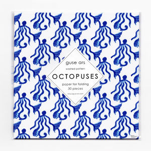 """wp origami """"OCTOPUSES"""""""