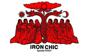 "Iron Chic ""Spooky Action"" Tape"