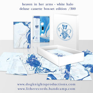 White Halo limited edition deluxe cassette BOX