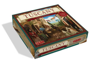 Tuscany Essential Edition(Viticulture拡張)