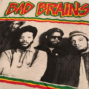 Vintage 80s BAD BRAINS Tee