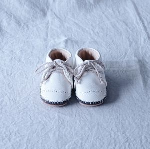 Baby Shoes / White