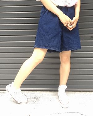 vintage TO BE CHIC short pants