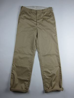 【SALE40%OFF】Wide Chino Pants Beige