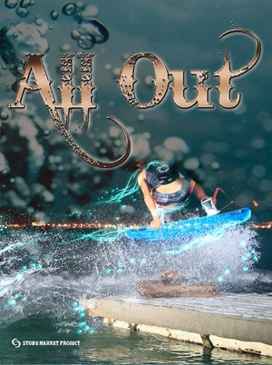 ALL OUT wakeboard DVD