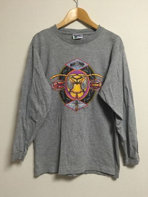 90's DISCOVERY CHANNEL bug L/S T's