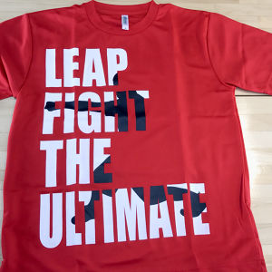LEAP FIGHT THE ULTIMATE Tシャツ NO.0456