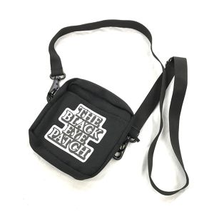 BLACK EYE PATCH MINI SHOULDER BAG