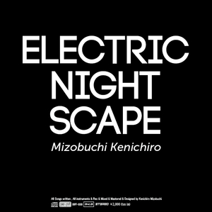 electric nightscape