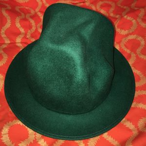 Worlds End Mountain Hat Green