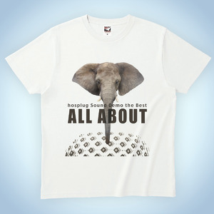 ALL ABOUT Tシャツ
