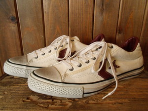 CONVERSE by JOHN VARVATOS★【STAR PLAYER】<CANVAS LAW>