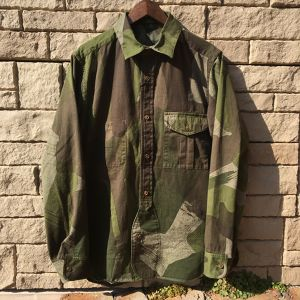 "Nigel Cabourn ""Riversible SH(CAMO)"""