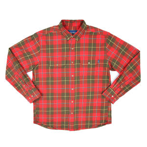 Lodge Plaid Shirt
