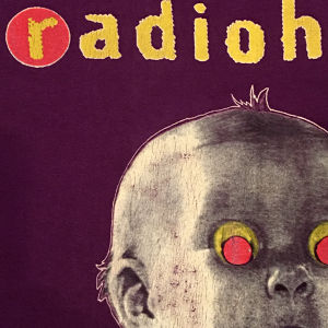 "Vintage 90s radiohead "" PAbLO HONEY TOUR "" Tee"