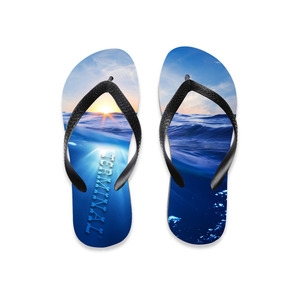 Summer Resort Flip Flops