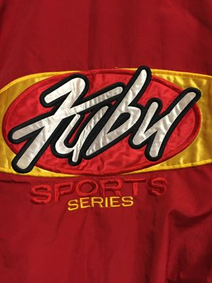 late90's~early2000's FUBU nylon jacket