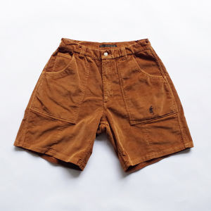 T0239_ Stretch Sulfide Dyed Shorts