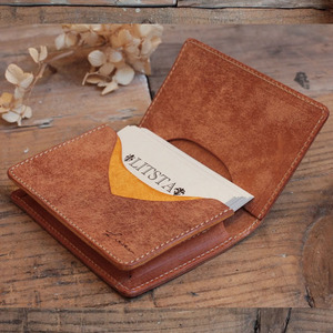 Name Card Case / CAMEL (プエブロ)