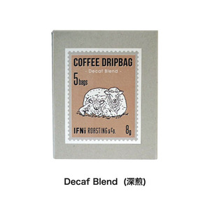 COFFEE DRIPBAG / Decaf Blend