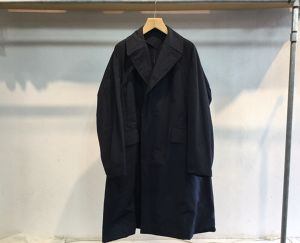 "TEATORA""Device Coat DUAL-THERMO NAVY"""