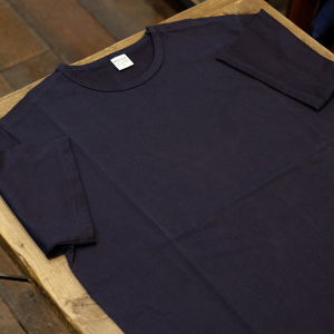 Workers(ワーカーズ) 3PLY Tシャツ ネイビー