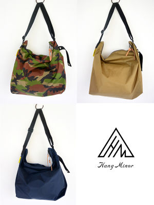 Hang Minor CONNERショルダーBAG【MIDIUM】
