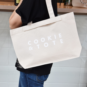 COOKIE&TOTE 2WAYトートバッグ