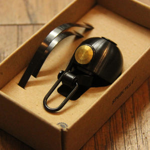 Spurcycle Bell / black