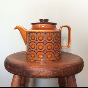 HORNSEA BRONTE Tea Pot