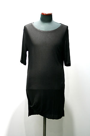 【First Aid to the Injured】Flexor S/S T-shirt (BLK)