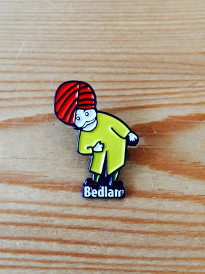 [ Bedlam ] Chaiman Pin